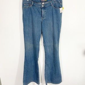 Lane Bryant l Venezia Strech Flare Jeans